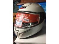 Crash helmet caberg brand new