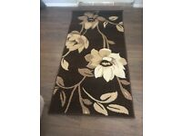 rug for sale new brown