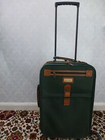 2 x Pierre Cardin Suitcases For Sale