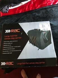 Dog/Puppy Travel Crate - RAC Approved