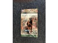 WORLD HISTORY DK BOOKS EXCELLENT CONDITION !
