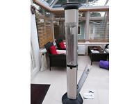 Outdoor 360 degree electric patio heater
