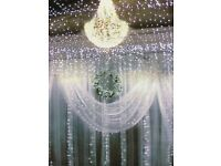 Fairylight Curtain DIY pack - hassle free brand new perfect for wedding decoration or christmas