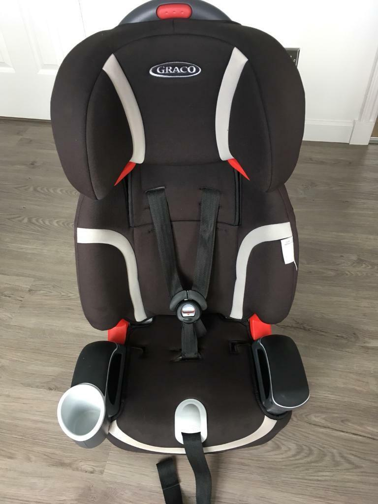 Graco Car Seat 3 In 1 Baby