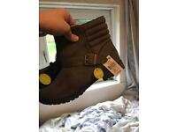 Primark boots brand new with tags. Size 8