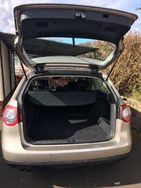 Volkswagen Passat Estate SE TDI 5 door large boot family car