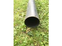6 meter x 95mm Plain Ended Underground Pipe