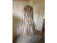Lath (8sq m. For traditional lime plastering)