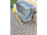 Bricks Blocks and Patio paving slabs