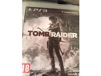 Tomb raider (Lara Croft) ps3