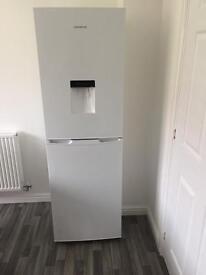 Kenwood Fridge Freezer 50/50 split With Water Dispenser