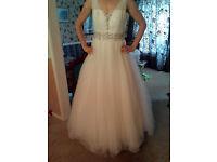 Madeline Gardiner size 14 ball gown dress - new/unworn £200 open to offers