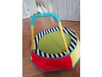 Toddler trampoline indoor