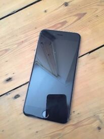iPhone 6 PLUS 64GB Space Grey Excellent condition New screen
