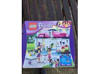 Lego Friends Heartlake High Pet Station 41007