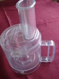 SPARE PARTS FOR BRAUN MULTIPRACTIC COMPACT FOOD PROCESSOR - BOWL & LID