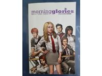 Morning Glories Volume One by Spencer - eisma - esquejo
