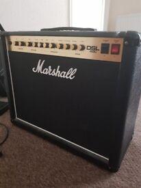 Marshall DSL40C 40W Combo Guitar Amplifier