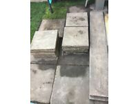 Patio, Driveway Paving Slabs for free