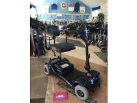 Monarch Mini 4 Folding ' Car Boot Type' Travel Electric Mobility Scooter
