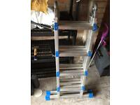 Multi purpose ladders..