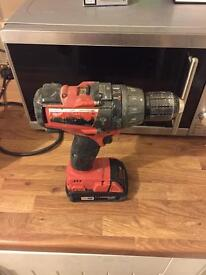 Battery hammer drill for sale