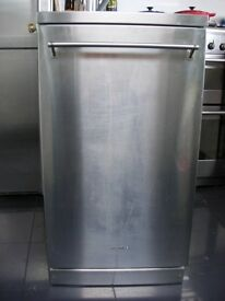 Smeg Slimline Stainless Steel dishwasher