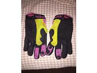 Fox motocross/bmx gloves!