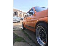Mk1 Ford Fiesta st170,