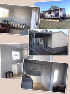 PARENTS RETREAT, GRANNY FLAT, DEMOUNTABLE,STUDIO,RELOCATABLE Brisbane City Brisbane North West Preview