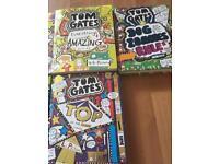 Tom Gates Books x 7 Excellent Condition