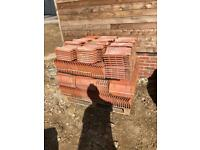 Imerys panne s clay roof tiles, circa 450 / 22 square metres