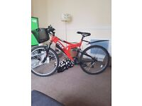 Trax tsf1 woman's mountain bike
