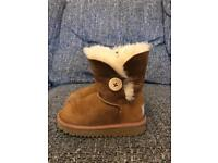 GENUINE BAILEY BUTTON UGG BOOTS