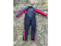 ONeil childs wet suit