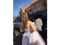 FOR SALE My Daughters Beautiful Prom Dress Size 6 - 8