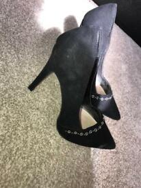 Size four newlook heels