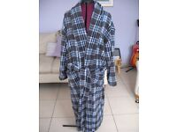 Man's dressing gown/robe size L/XL