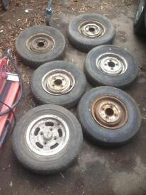 """10"""" mini wheels"""