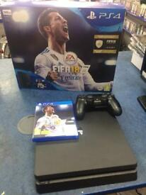 Fifa 18 PS4 bundle