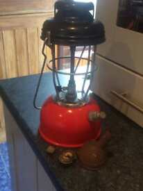 Old Tilley lamp