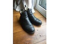 Ankle boots/riding/muck boots - sizes 3, 4 & 5.5