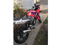 Hi Im selling My Honda cbr 125r 2005Year