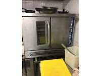 Falcon combi oven 4 trays in very good condition must go asap