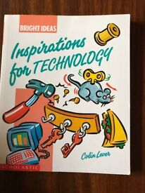 Inspirations for Technology book