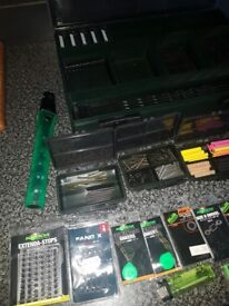 Fox F box large double plus loads of tackle!!!!