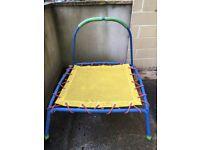 Indoor childs trampoline