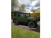 Land Rover Defender 90 (1990) 200 TDI