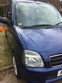 Suzuki wagon r plus 1 previous owner very low miles long mot 025989 miles !
