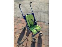 Mothercare red kite pushchair